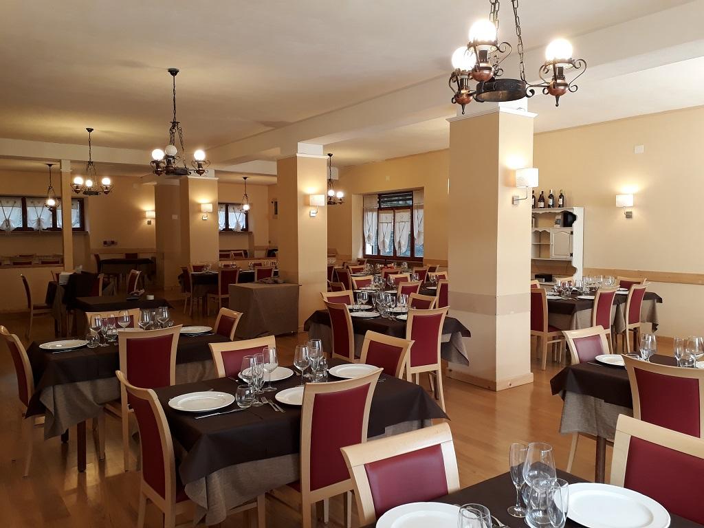 Restaurant | Hotel Abruzzo Campo di Giove
